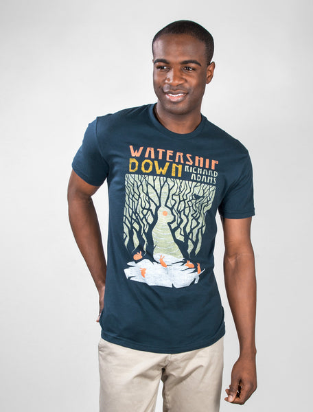 Adams Car Sales >> Watership Down men's t-shirt | Outofprintclothing.com – Book Riot Store