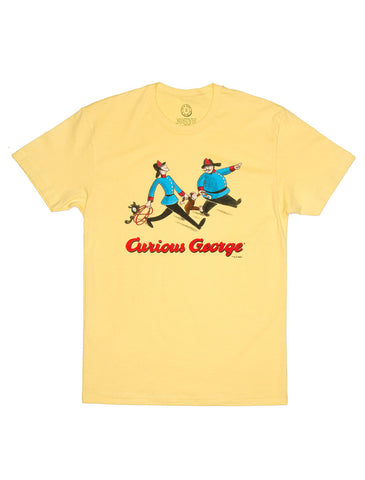 Curious George - Yellow