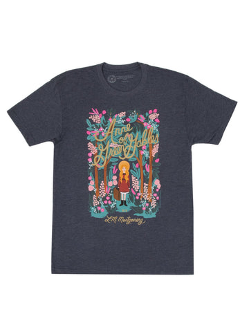 Anne of Green Gables (Puffin in Bloom) Unisex T-shirt