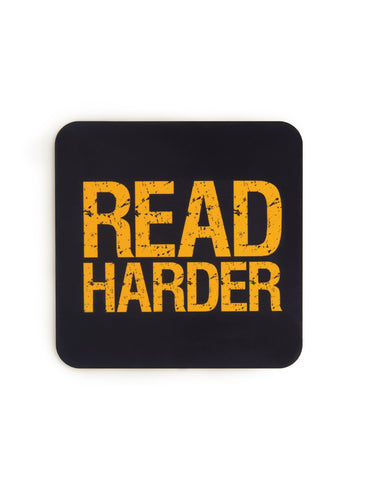 Book Riot Coaster Set