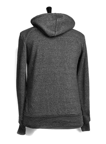 Book Riot Hoodie: Gray