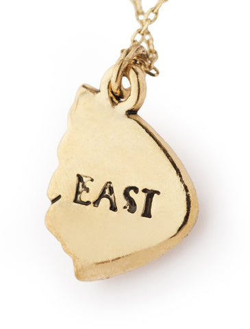 East and West Egg: Gold
