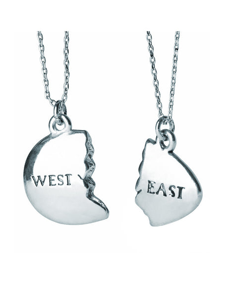 East and West Egg: Silver