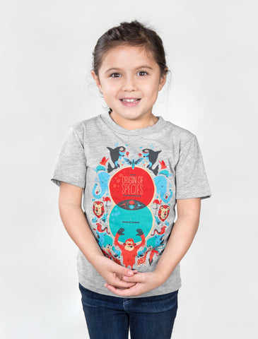Kids' The Origin of Species T-Shirt