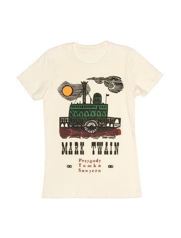 Adventures of Tom Sawyer: Polish Edition Women's T-Shirt
