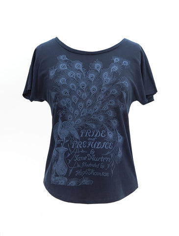 Pride and Prejudice Women's T-Shirt (Dolman)