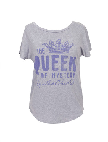 The Queen of Mystery Women's T-Shirt (Dolman)
