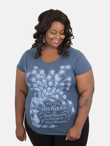 Pride and Prejudice Women's Plus Size T-Shirt