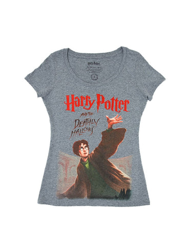 Harry Potter and the Deathly Hallows Women's T-Shirt