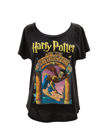 f04a8636 Harry Potter and the Sorcerer's Stone Women's T-Shirt ...