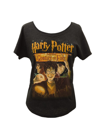 Harry Potter and the Goblet of Fire Women's T-Shirt (Dolman)