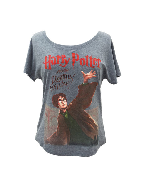 Harry Potter and the Deathly Hallows Women's T-Shirt (Dolman)