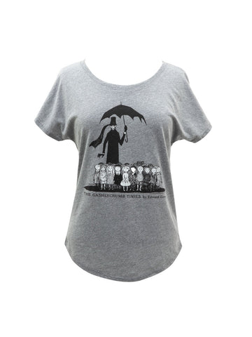 The Gashlycrumb Tinies Women's Relaxed Fit T-Shirt