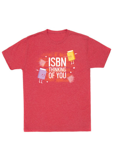 ISBN Thinking of You (Unisex Crew)