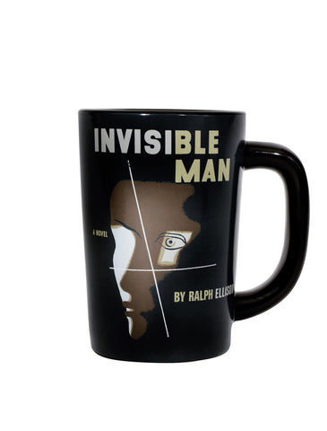 Invisible Man heat reactive mug