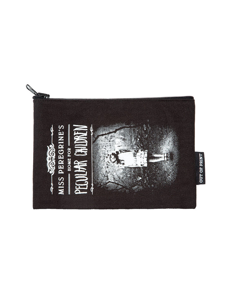 Miss Peregrine's Home for Peculiar Children pouch