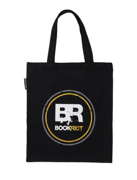 Book Riot logo tote bag