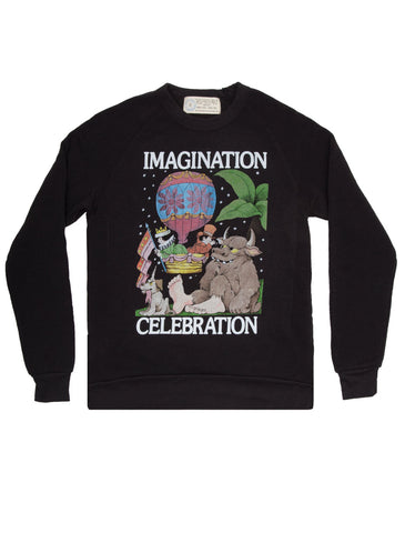 Imagination Celebration unisex sweatshirt