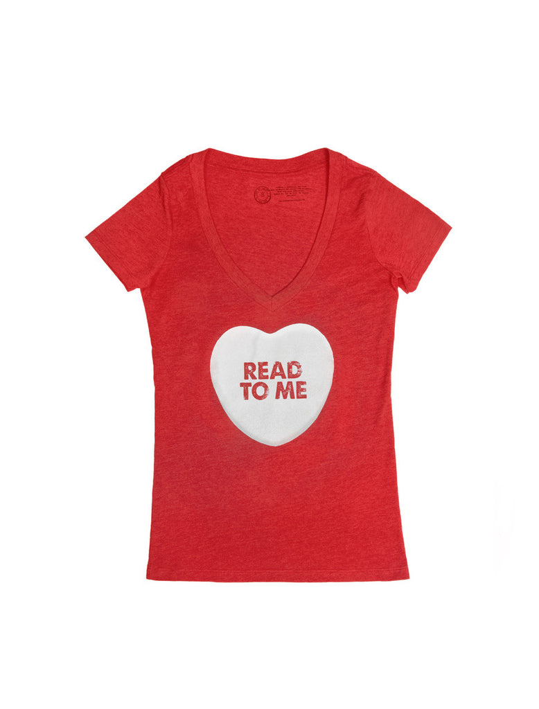Read to Me - Red