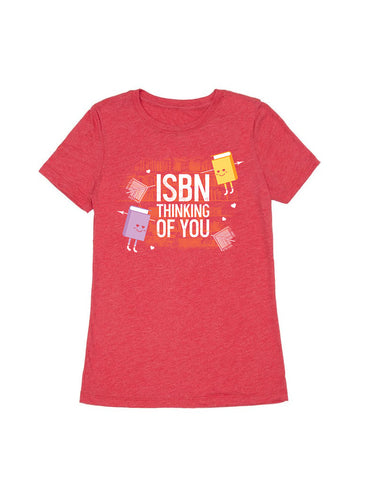 ISBN Thinking of You (Women's Crew)