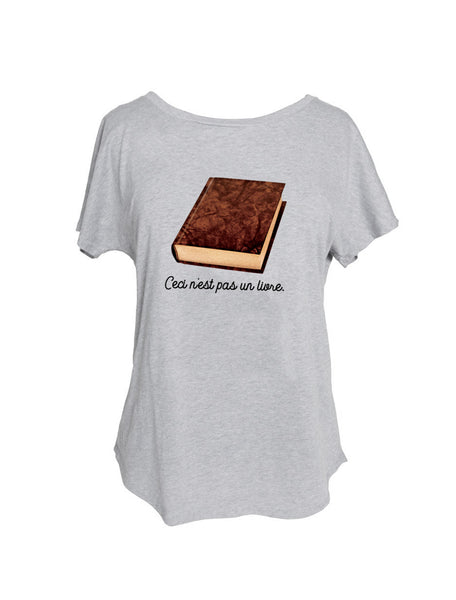 This is Not a Book T-Shirt (Women's Dolman)