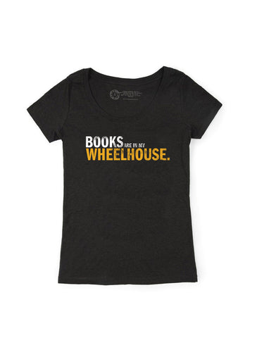 Books Are In My Wheelhouse (Women's Scoop)