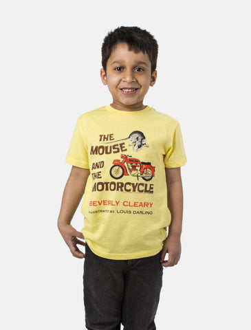 Kids' The Mouse and the Motorcycle T-Shirt