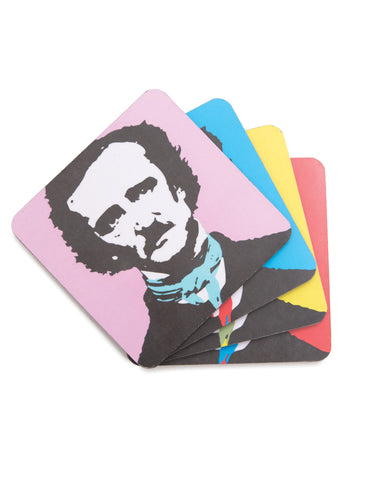 Pop Poe Coaster Set