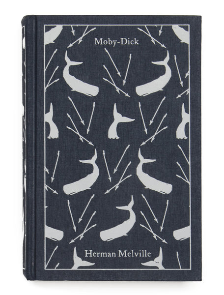 Moby-Dick hardcover book