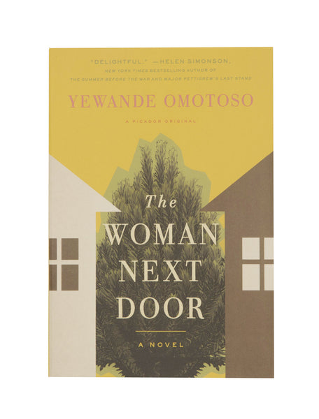 The Woman Next Door paperback