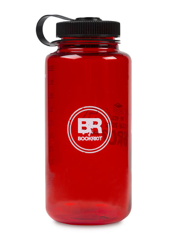 Do You Even Read Bro? Water Bottle
