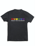 Read the Rainbow T-shirt (Unisex Crew)