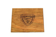 Deluxe Wood Box - Imprinted secondary image