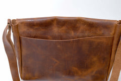 Leather Messenger Bag secondary image