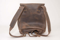 Leather Backpack secondary image