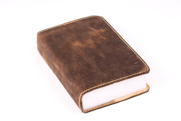 Classic Leather Cover with NIV Life Application Study Bible