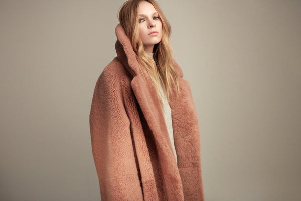 Why You Should Wear Shearling This Winter
