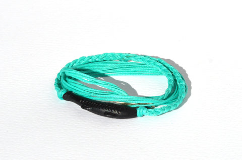Sea Foam Gone Fishing String Bracelet