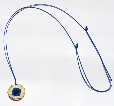 Greek Mati Necklace