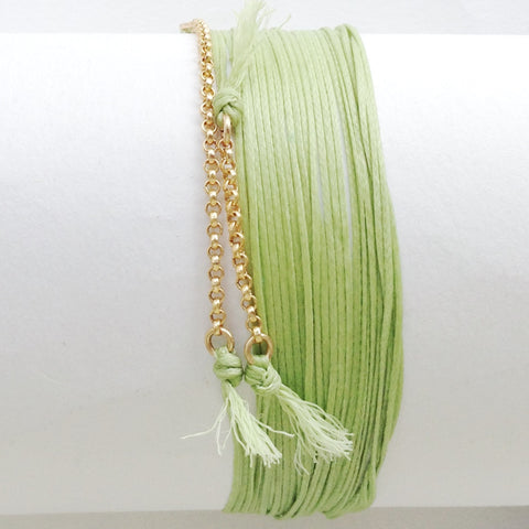Apple Green ATAME! Bracelet