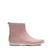 Minimalist Spring Coral Ankle Rain Boot
