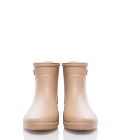 Classic Sand D'or Ankle Rain Boot