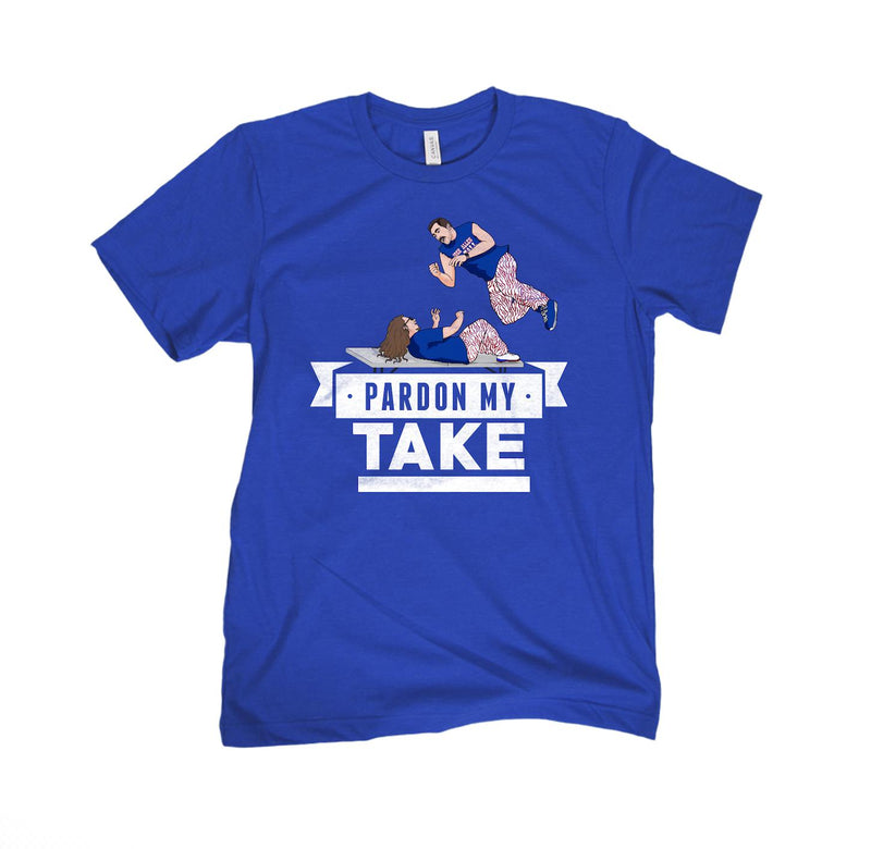 Pardon My Take Table Tee