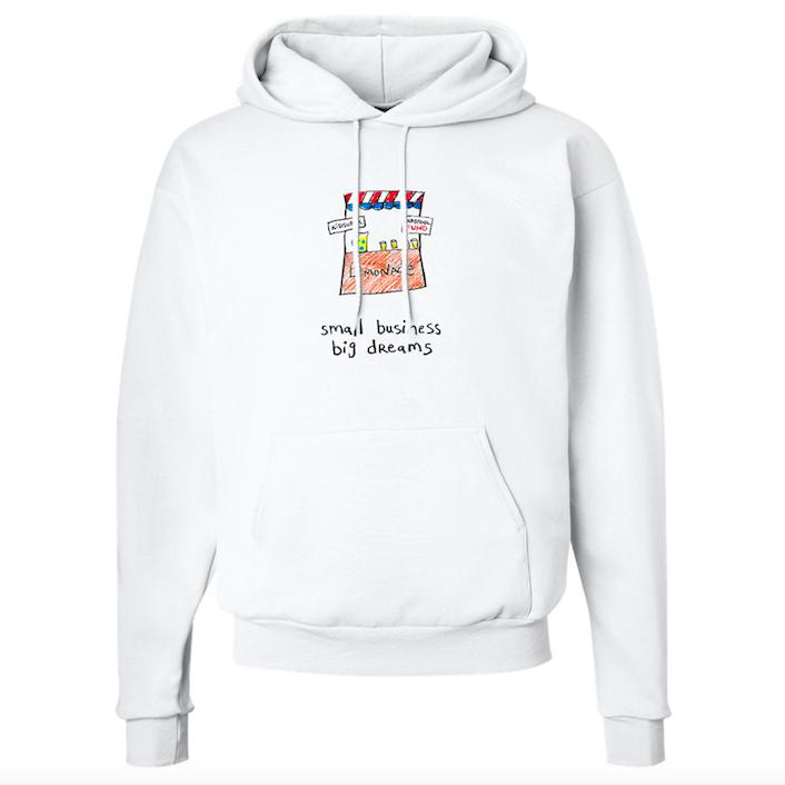 Small Business Big Dreams Hoodie