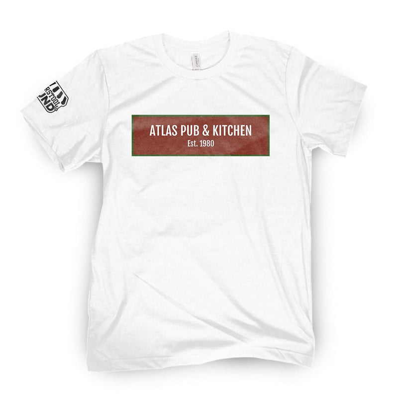 Atlas Pub & Kitchen Tee