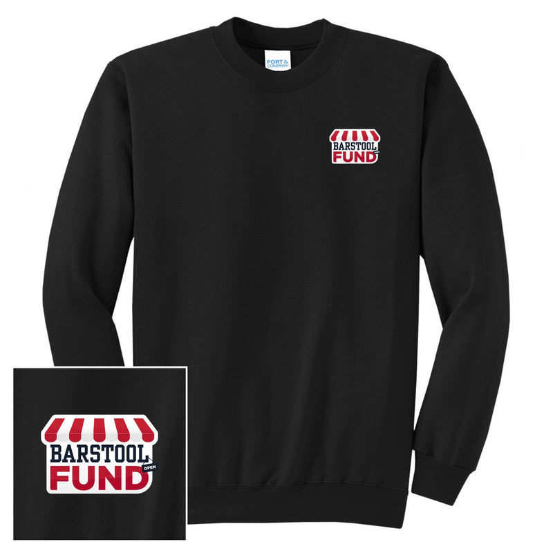 The Barstool Fund Crewneck