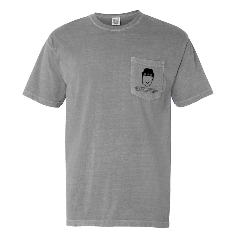 Spittin Chiclets Pocket Tee II