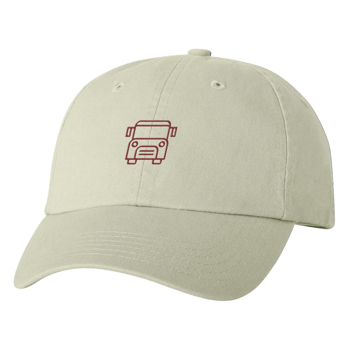 Bussin With The Boys Logo Dad Hat