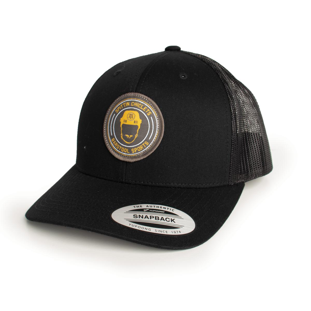 Spittin Chiclets Mesh Patch Hat