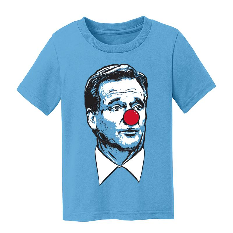 Clown Toddler Tee